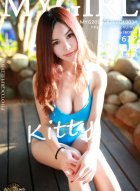 [美媛馆] 2014.08.26 Vol.034 Kitty星辰(沈佳熹)时尚内衣大片